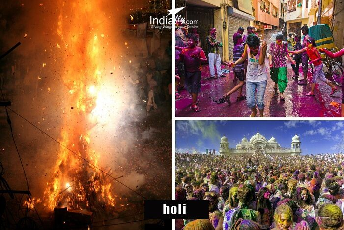 13 Most Spectacular Festivals In March In India know more visit : http://www.indiafly.com/