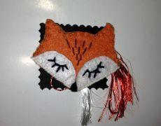Martisor/Brosa The Fox