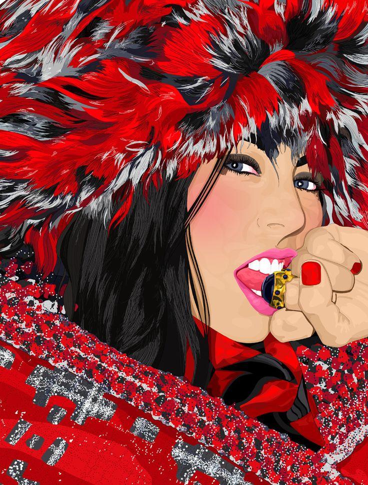 Olka Osadzińska | www.aleosa.com Illustration COMMONSSENSEMAGAZINE