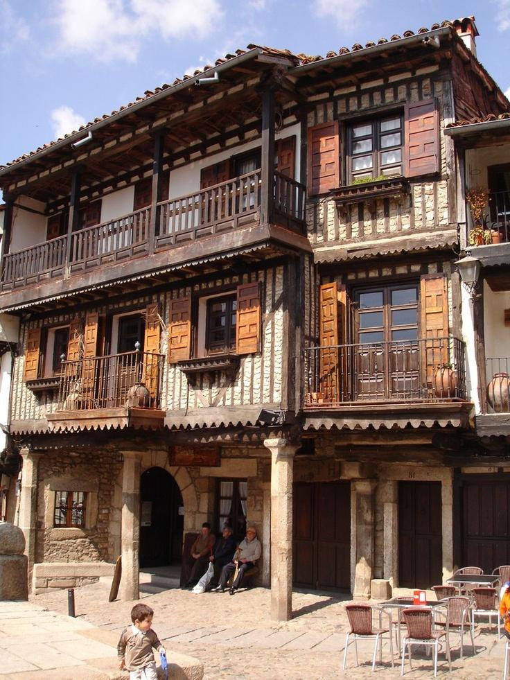 La Alberca - Salamanca, Spain.