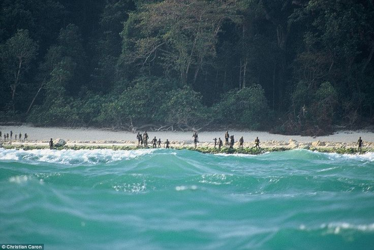 The People Who Live On This Island Will Kill Anyone Who Tries To Come Ashore | The Mind Unleashed