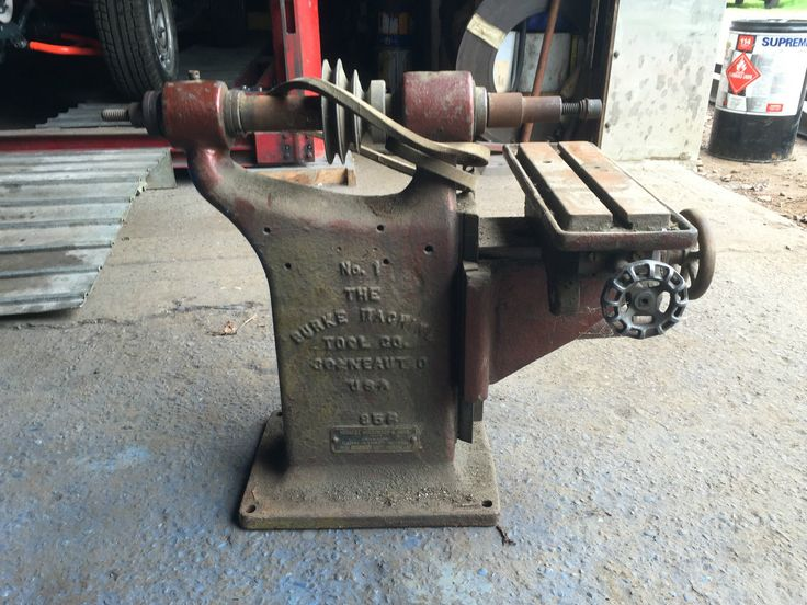 burke milling machine for sale