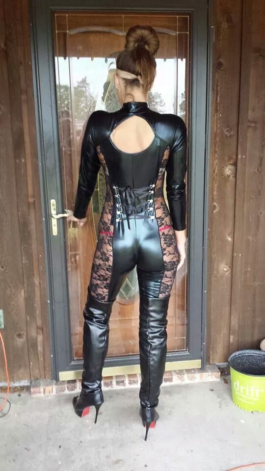 da98cd6c714 Total Power Exchange | Sexy | Leather pants, Leather, Thigh high boots