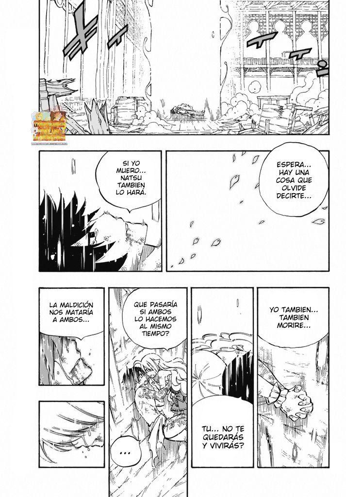 Fairy Tail Capítulo 537 página 14 - Leer Manga en Español gratis en NineManga.com