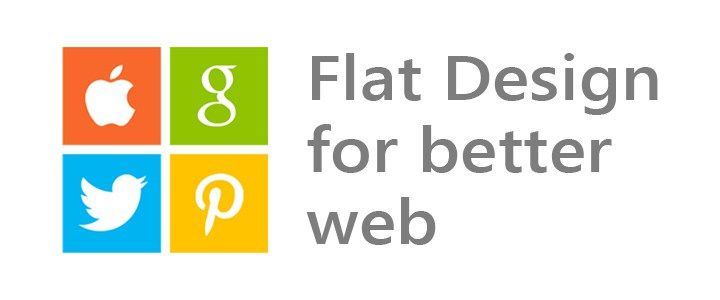 How did Microsoft's Flat Design inspire the web