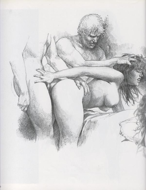 from Reagan adult gay pencil drawings