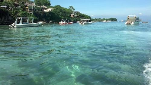 Lembongan harbor #bali #klungkung #indonesia #indonesie #nusantara
