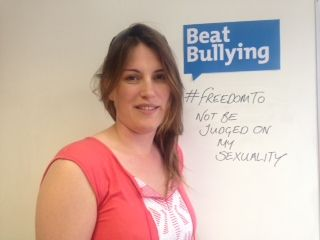 The #FreedomTo not be judged on my sexuality!