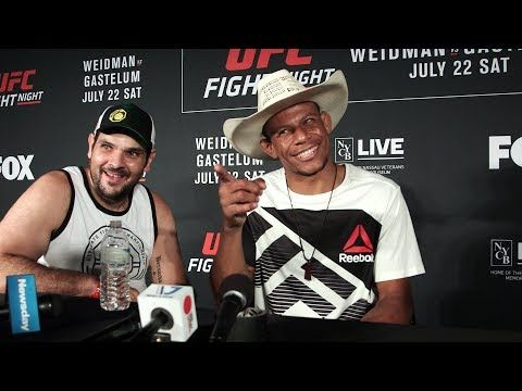 MMA Alex Oliveira Explains Why He Left the Octagon after KO Win at UFC on FOX 25 - MMA Fighting