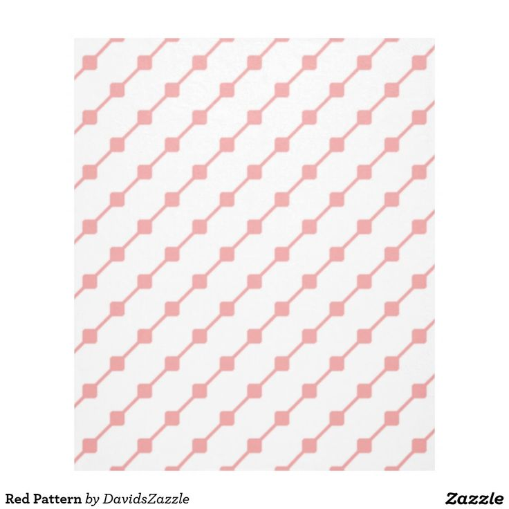 Red Pattern Fleece Blanket  Available on many more products! Type in the name of this design in the search bar on my Zazzle products page!   #abstract #art #pattern #design #color #accessory #accent #zazzle #buy #sale #bathroom #home #decor #bedroom #duvet #cover #shower #curtain #toothbrush #soap #dispenser #amenities #blanket #throw #accent #living #modern #chic #contemporary #style #life #lifestyle #minimal #simple #plain #minimalism #square #line #white #red