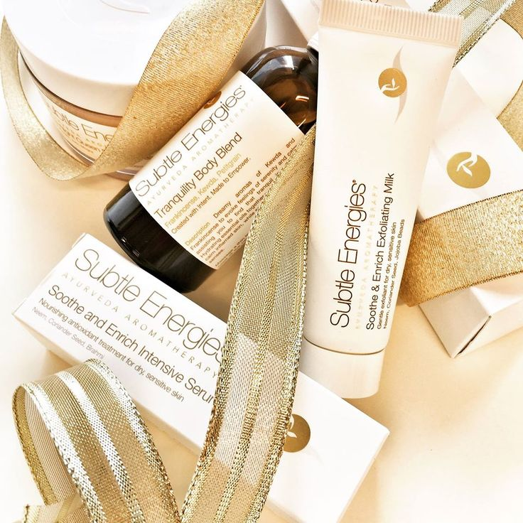 Subtle Energies | Natural Skincare | Ayurveda | Aromatherapy | Christmas