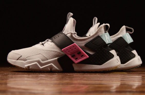 6c1fafd1d7055 Look For The Nike Air Huarache Drift South Beach Now Inspired by the  classic Air Huarache
