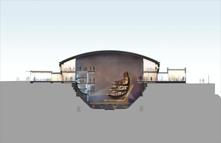 mary rose_museum, wilkinson eyre