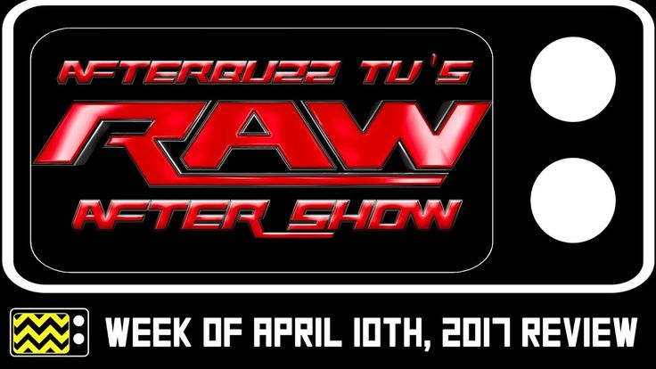 WWE's Monday Night RAW for April 10th, 2017 Review & After Show | AfterB...