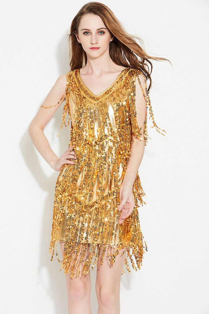 Maybe 12 Red SEQUINED FRINGE DRESS//SEQUIN STAGE DANCE COSTUME//DRAG QUEEN// 6-10
