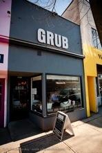 Grub has a daily vegan entree and vegan dessert - both are always good.