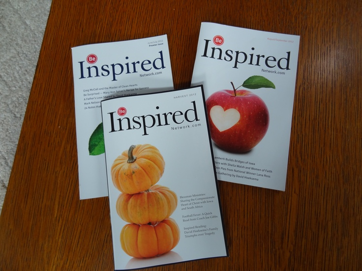 Be Inspired did a great article about the work Blessman Ministries is doing in South Africa and how Iowans are helping. Find a copy in stores in the Des Moines Metro or order at BeInspiredNetwork.com