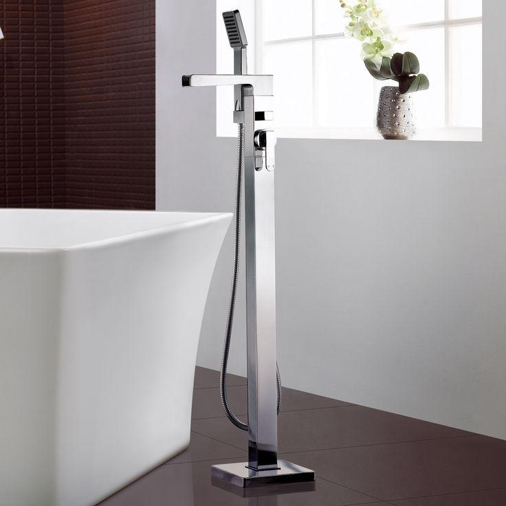 bath mixer tap with hand held shower head niagra waterfall bathempire