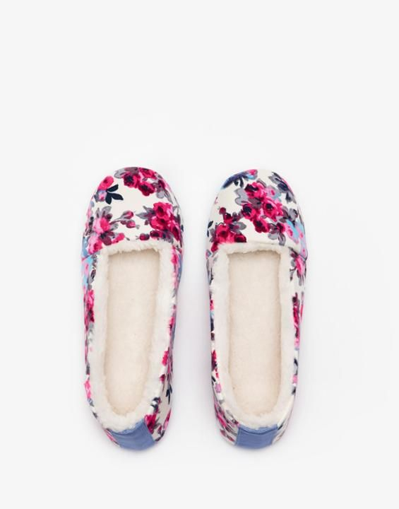 Joules Sale Picks - Dreama Fleece-Lined Slippers