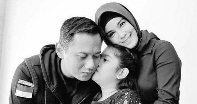 Annisa Pohan Berjanji Akan Terus Berjilbab, Netizen: Subhanallah... Inilah Kemenangan Nyata AHY
