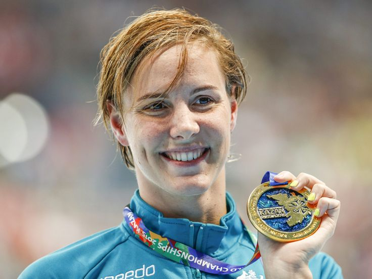 Bronte Campbell battles shoulder injury #BronteCampbell...: Bronte Campbell…