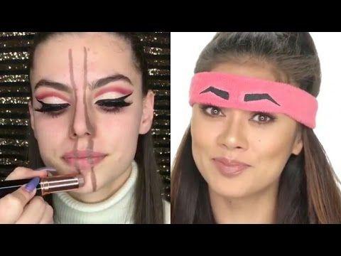 Tutorial de Maquillaje para Verte como  una MISS / Increíble lo que hace el Maquillaje - YouTube