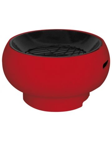 "Supagrill Pod Table Top Barbecue & Fire Pit (45cm/1ft 6"")"