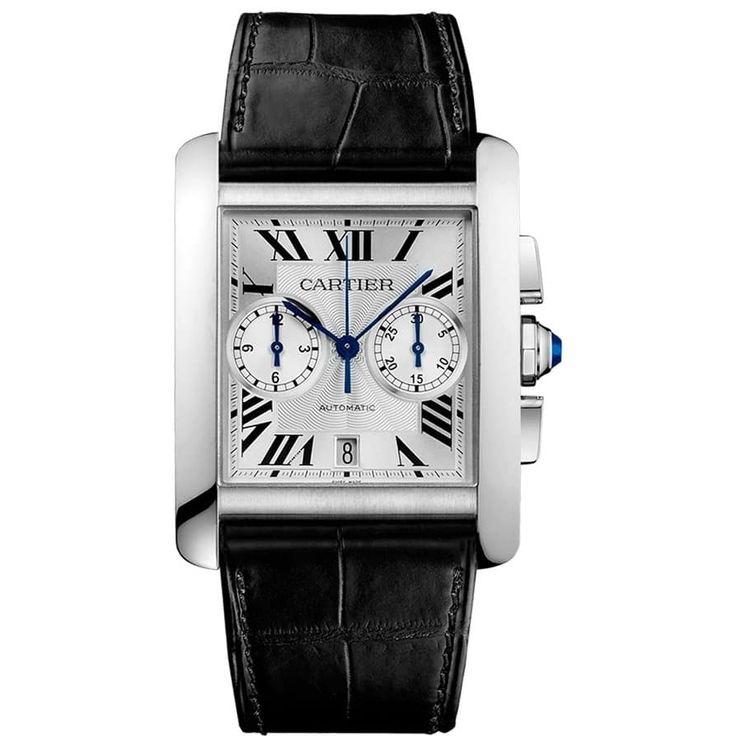 Cartier Tank MC W5330007 Automatic Men's Watch