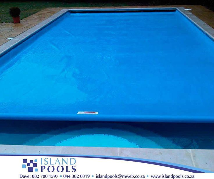 Immediately after you become a pool owner, you should buy a pool cover. The pool cover will help in covering the swimming pool when not in use for a longer period. Call us on 044 382 0319 for more info. #IslandPools #PoolCovers