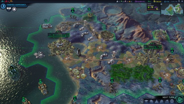 Convivendo com a fauna local #CivilizationBeyondEarth #4x #videogame…