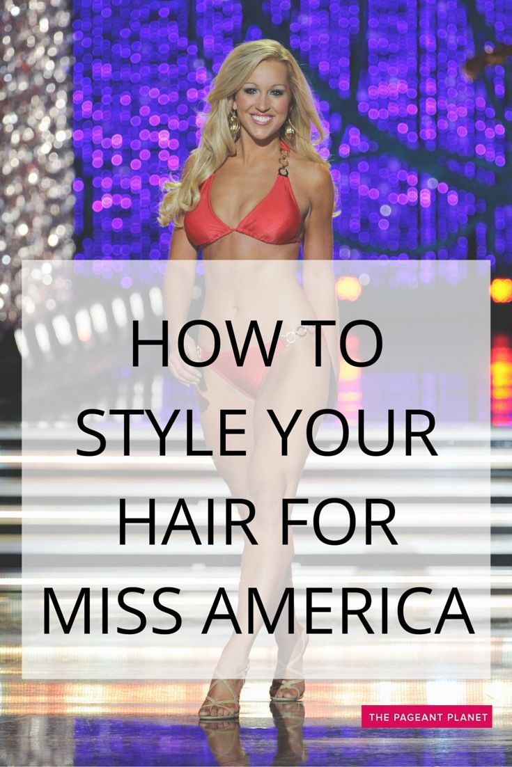 "Just as there is in every pageant system, there is a specific style and look that is depicted on the Miss America stage. The ""girl next door"" and ""news anchor"" look are my interpretation of the Miss America image. The competing contestants goal is to look polished, graceful, regal and classy, without being overly sexy or flirtatious. This is why hairstyle plays a huge factor when selecting the next title holder. These are my top pics for the perfect Miss America hairstyles."