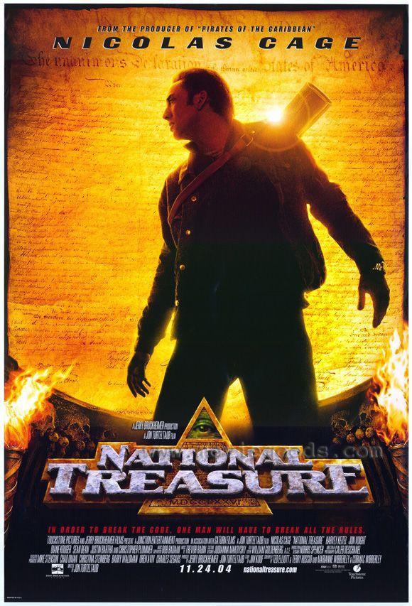 National Treasure, 2004
