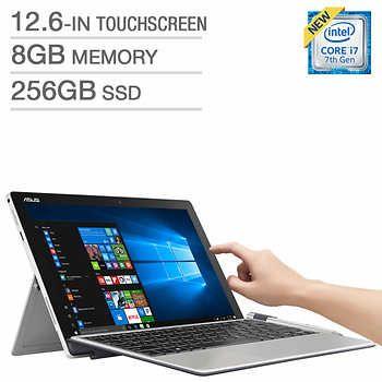 ASUS T304UA-P72S-CA English Notebook, i7-7500U
