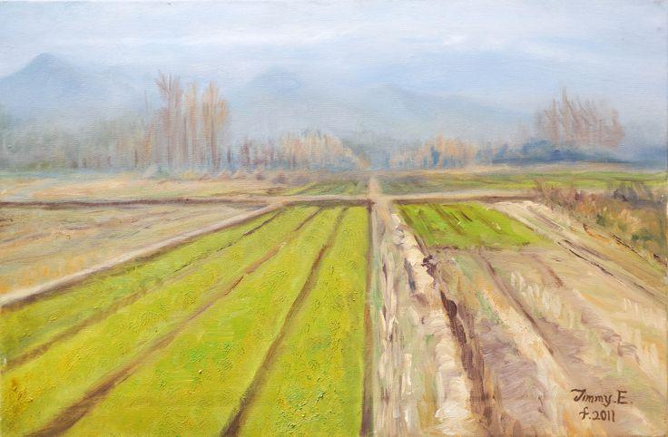 Landscape of Village Tonglu