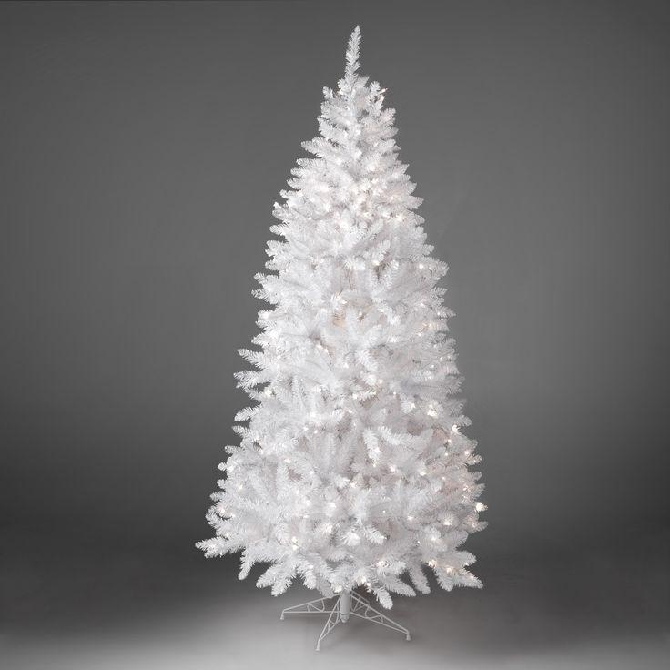 25+ melhores ideias de Pre lit xmas trees no Pinterest | Decoração ...