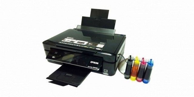 Hasta el 22% de la tinta se pierde cuando el cartucho está supuestamente vacío