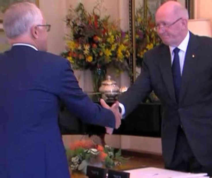 #Same #Sex #Marriage #Bill #Signed #Into #Law- Governor-General Sir Peter Cosgrove has signed the bill to legalise same sex marriage into Australian law.