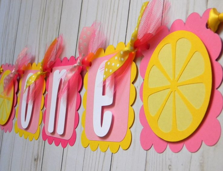 Pink Lemonade High Chair Banner, Pink Lemonade Mini Banner, Pink Lemonade Party Decorations, Pink Lemonade First Birthday by sweetheartpartyshop on Etsy https://www.etsy.com/listing/543403459/pink-lemonade-high-chair-banner-pink