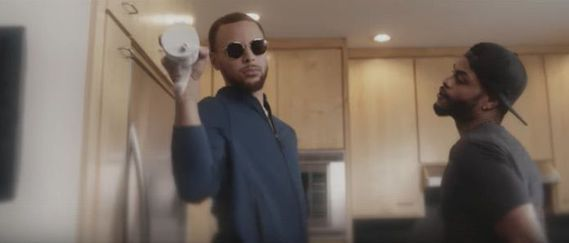 Stephen Curry stars in hilarious YouTube roommate video     - CNET Technically Incorrect offers a slightly twisted take on the tech thats taken over our lives.  Enlarge Image  He has a future. He really does.                                                      BachelorsPadTV/YouTube screenshot by Chris Matyszczyk/CNET                                                  Stephen Curry has been having a difficult time of it lately.  The Golden State Warriors guard is being manhandled and…