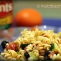 Another great memorial day recipe from @ConAgraFoods #backyardbash Hunt's Greek Pasta Salad