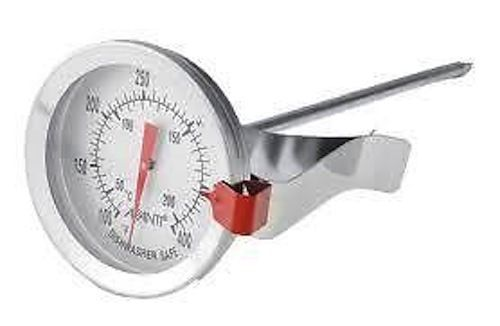 AVANTI TEMPWIZ METAL CANDY DEEP FRY THERMOMETER -BRAND NEW SAVE SAVE!