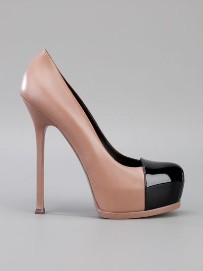 SAINT LAURENT - Tribtoo pump 2