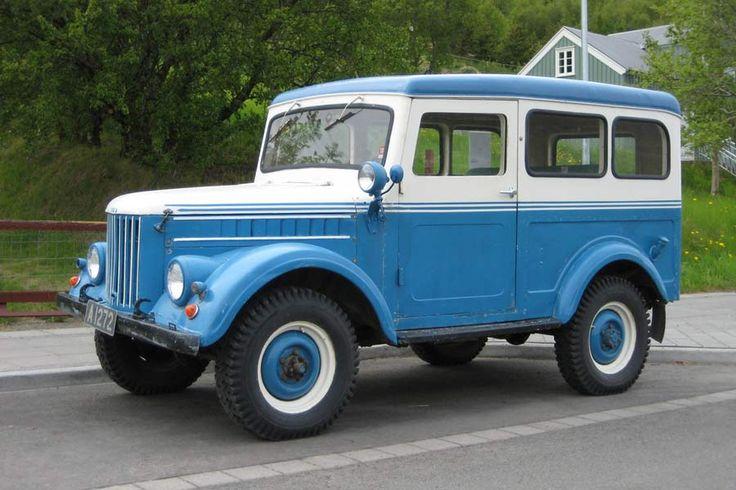 ГАЗ-69А ★ СССР ★ USSR