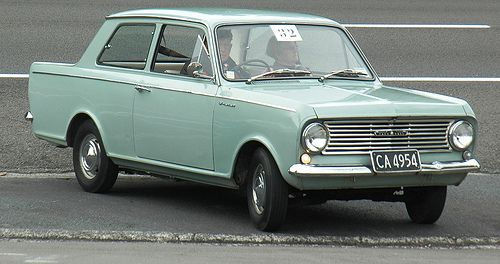 Vauxhall Viva 1966