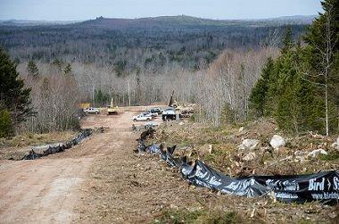 South Canoe Wind Farm > Construction Progress