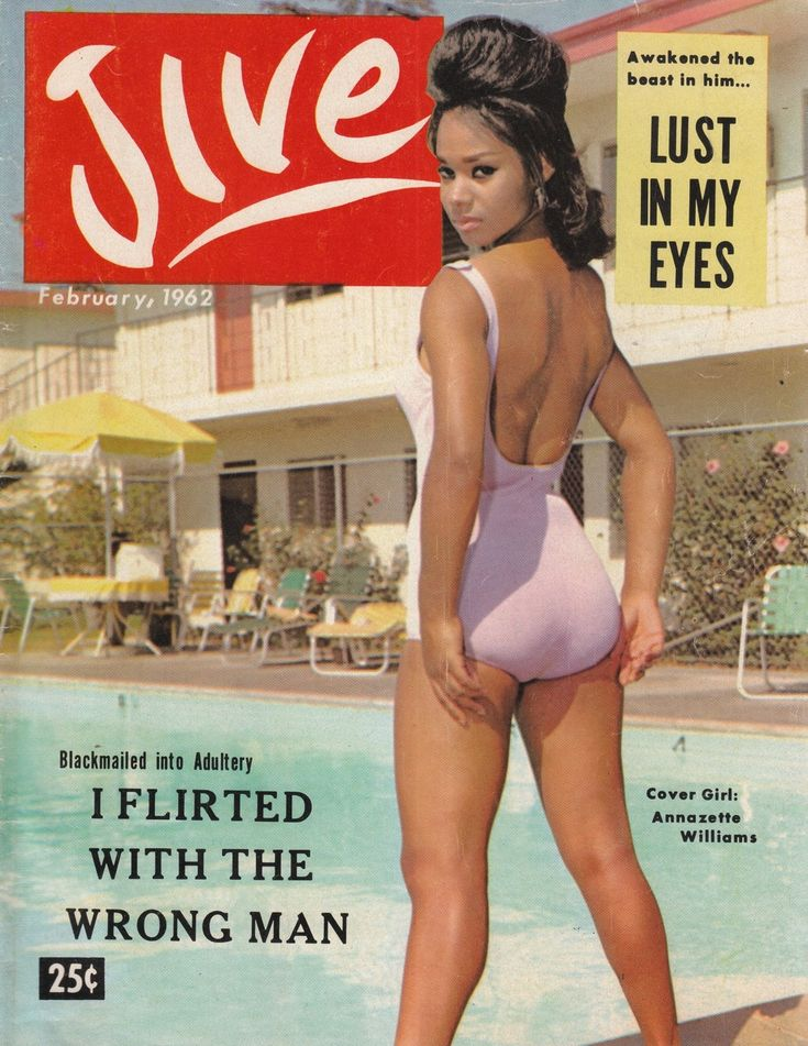 Vintage African-American Magazines