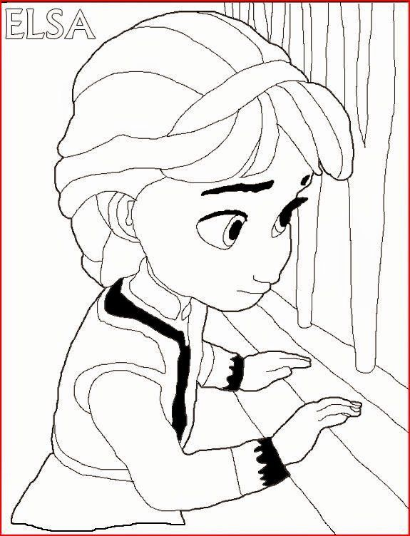 Princess Elsa Coloring Page Awesome Coloring Pages Elsa From Frozen Free Printable Coloring P Frozen Coloring Pages Elsa Coloring Pages Princess Coloring Pages