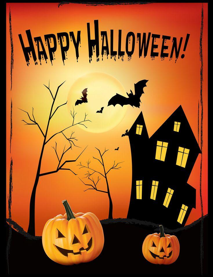 Imágenes e iconos libres para Halloween Recursos gráficos libres