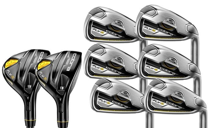 Cobra Golf Fly-Z Hybrid-Iron Sets