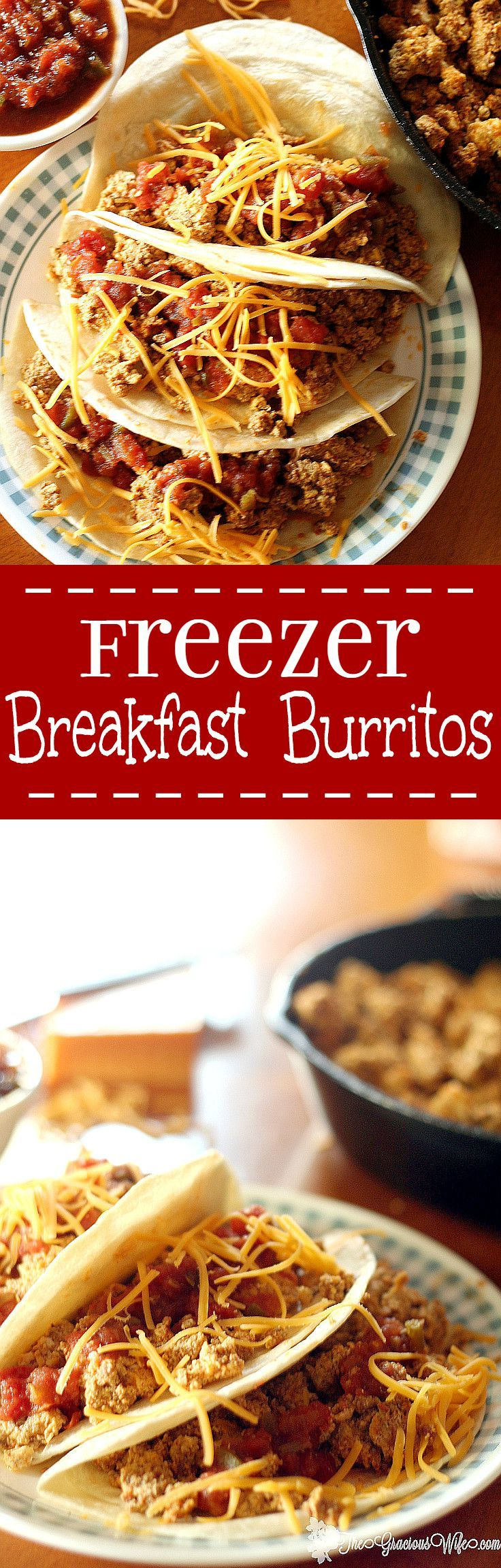 Easy breakfast recipes you can freeze